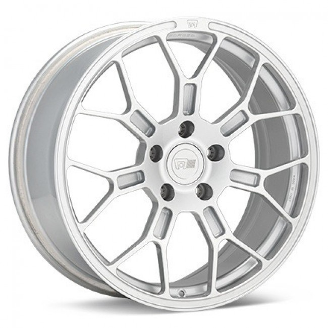 Roue Motegi MR130 TECHNO MESH, argent