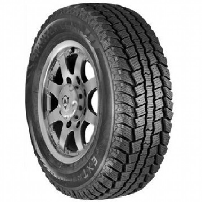 Multi-Mile - Winter Claw - Extreme Grip LT - LT265/70R17 E 121Q BLK