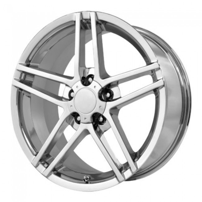 Roue OE Creations PR117, chrome