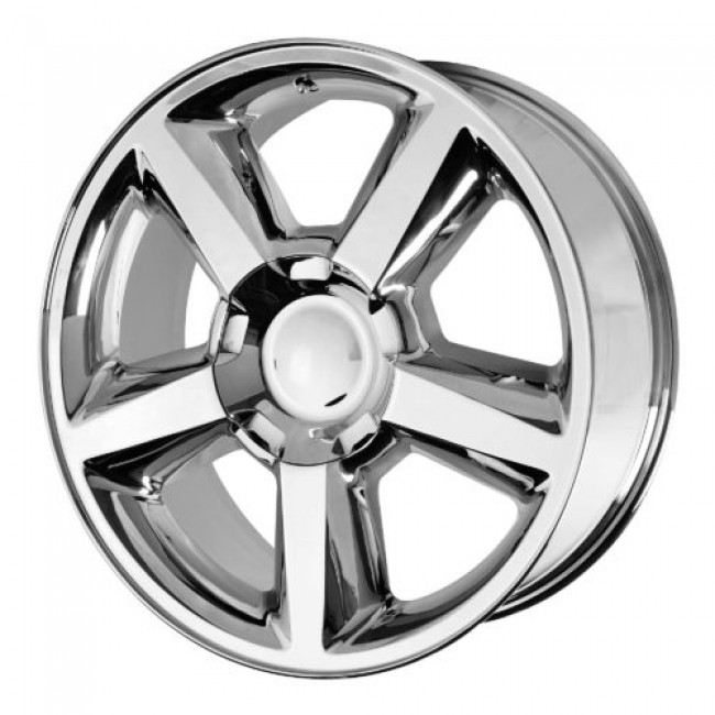Roue OE Creations PR131, chrome