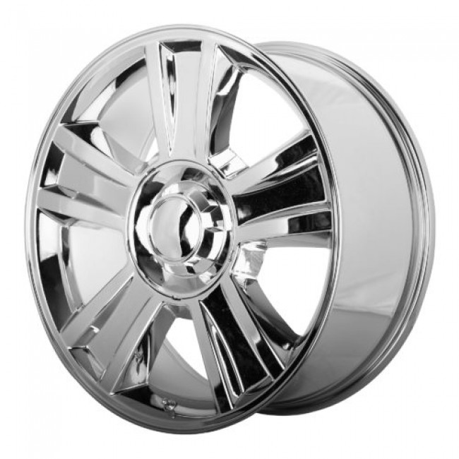 Roue OE Creations PR143, chrome