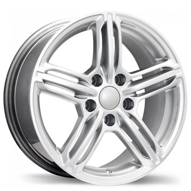 roue Replika Wheels R133A, argent ultra