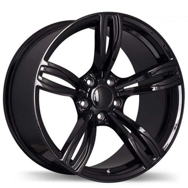 roue Replika Wheels R141A, noir