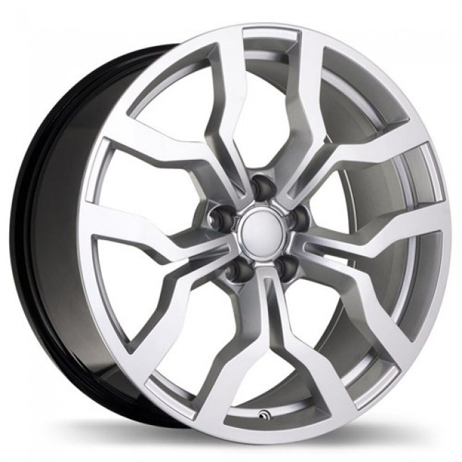 roue Replika Wheels R152, argent ultra