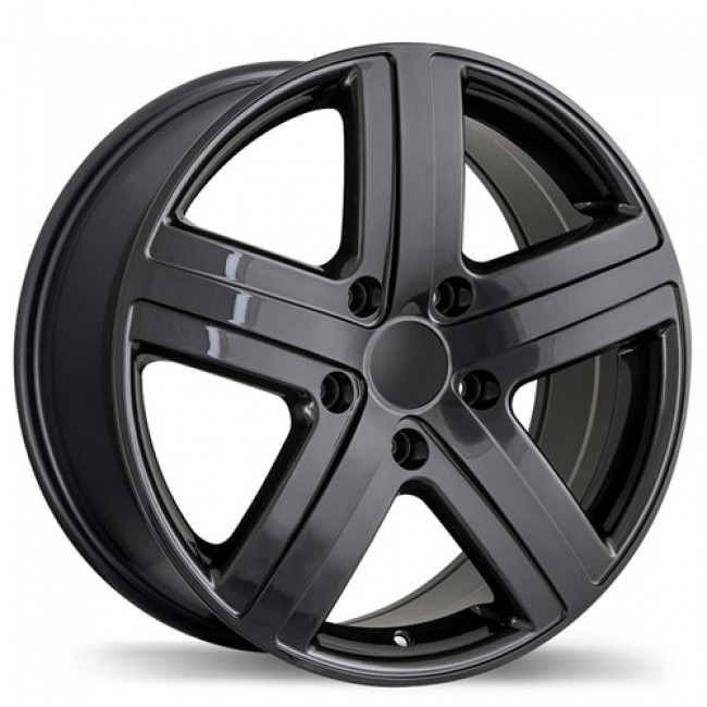 roue Replika Wheels R153, gris gunmetal