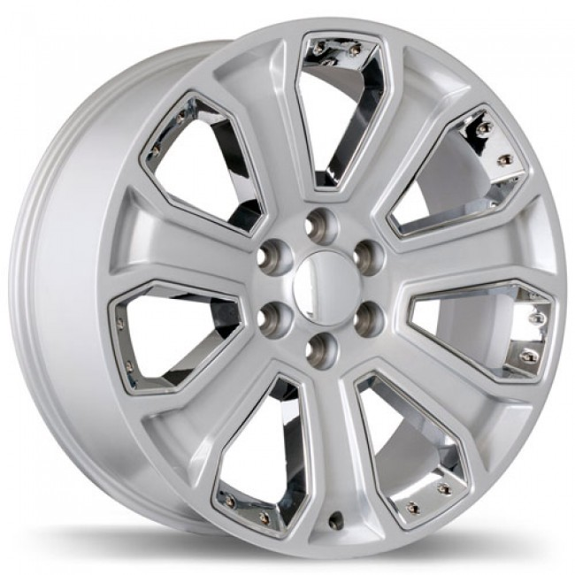 roue Replika Wheels R180, chrome