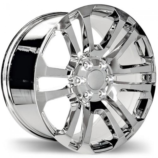 roue Replika R178, chrome