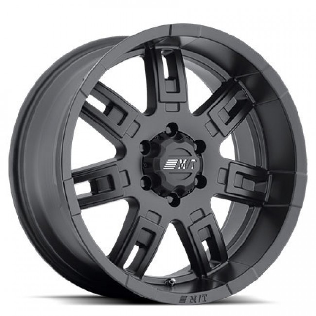 roue Mickey Thompson SideBiter II, noir satine