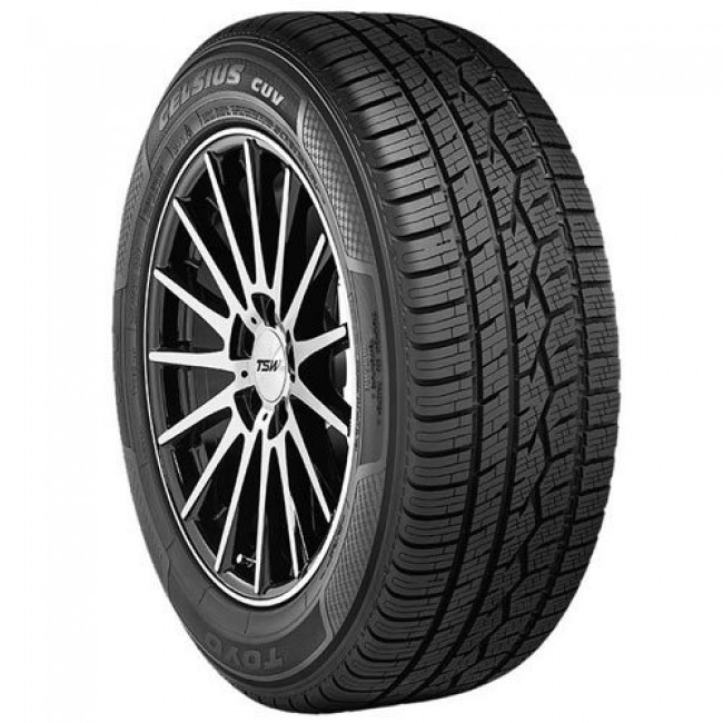 Toyo Tires - Celsius Cuv - P235/60R18 XL 107V BSW
