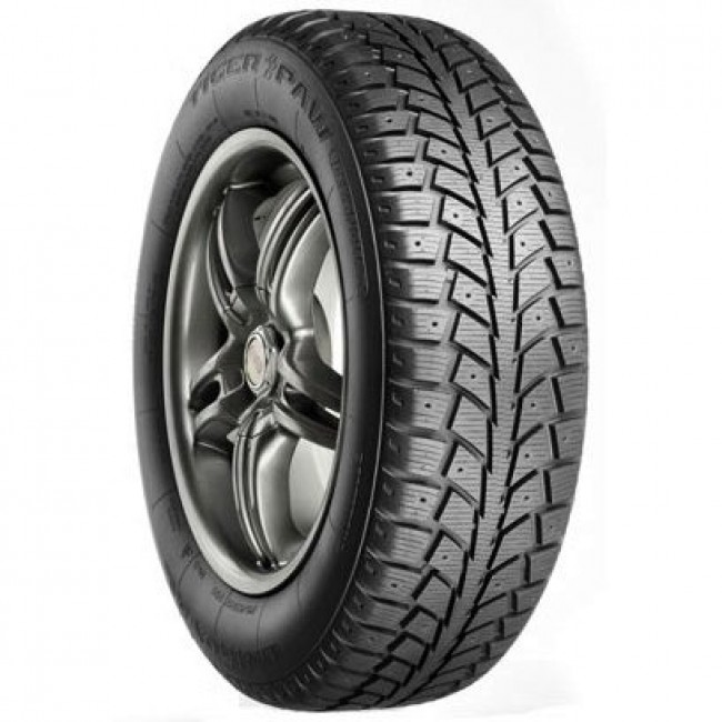 Uniroyal - Tiger Paw Ice & Snow II - 205/75R15 97S BSW