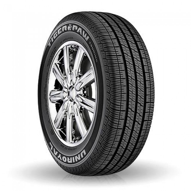 Uniroyal - Tiger Paw Touring - 205/50R17 XL 93V BSW