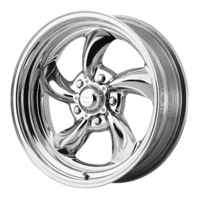 Roue American Racing VN475 TTO DIRECTIONAL, argent polie (17X11, , 72.60, déport 0)