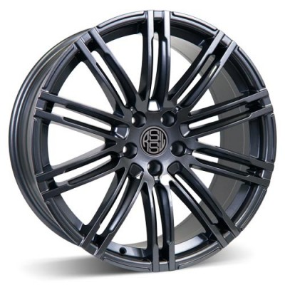 RSSW Milan Anthracite / Anthracite, 20X9, 5x112 ,(déport/offset 26 ) 66.6