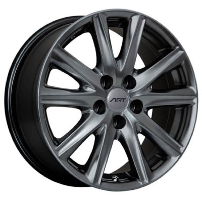Roue Art Replica Wheels Replica 101, gris gunmetal (19X8, 5x114.3, 60.1, déport 35)