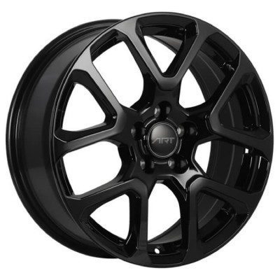 Roue Art Replica Wheels Replica 127, noir lustre (17X7.5, 5x110, 65.1, déport 40)