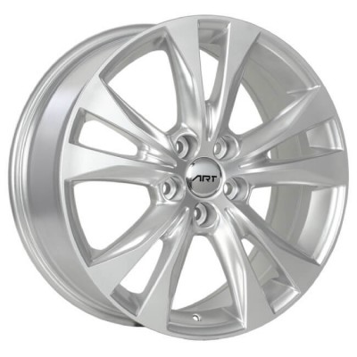 Roue Art Replica Wheels Replica 131, argent (18X7.5, 5x114.3, 60.1, déport 35)