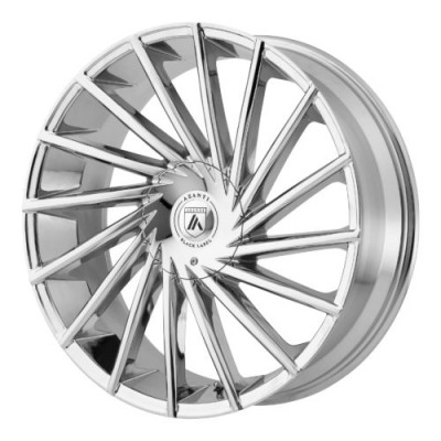 Roue Asanti Black ABL-18, chrome (20X8.5, 6x135/139.7, 100.50, déport 30)