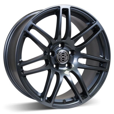 RSSW Diamond Anthracite / Anthracite, 19X8, 5x120 ,(déport/offset 35 ) 72.6 BMW