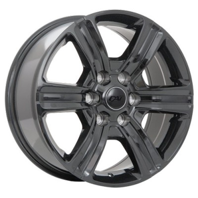 Dai Alloys Force 6 Graphite/Graphite, 20X8.5, 5x150 ,(déport/offset45 )110.1