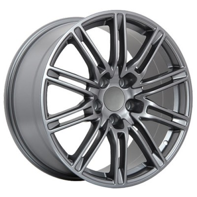 Roue Art Replica Wheels Replica 26, gris gunmetal (20X9.5, 5x130, 71.5, déport 48)