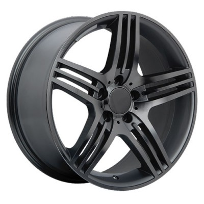 Roue Art Replica Wheels Replica 30, gris gunmetal (19X8.5, 5x112, 66.6, déport 40)
