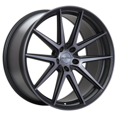 roue Ruffino Wheels Vitta, noir machine (20X9, 5x114.3, 73.1, déport 42)