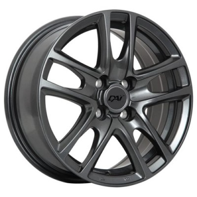 Roue Dai Alloys OEM, graphite (16X6.5, 5x114.3, 66.1, déport 45)