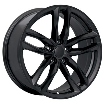 roue Art Replica Wheels R36, noir lustre (18X8, 5x112, 57.1, déport 42)