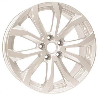 PMC OEM Replica Silver / Argent, 18X7.5, 5x114.3 ,(déport/offset 42 ) 67.1 Mazda