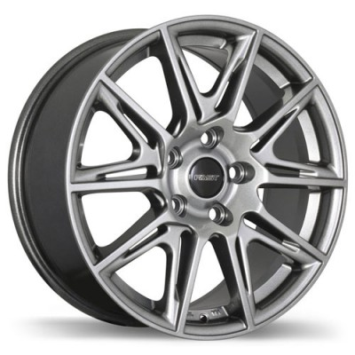 roue Fastwheels Switch, titane (17X7.5, 5x114.3, 66.1, déport 35)