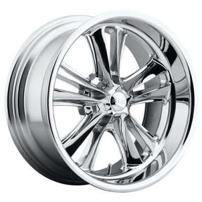 roue FOOSE Knuckle F097, chrome (17X8, 5x120.7, 72.6, déport 1)