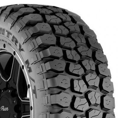 Hercules Tires - Ironman - All Country M/T - 33/12.5R20 E Q BW