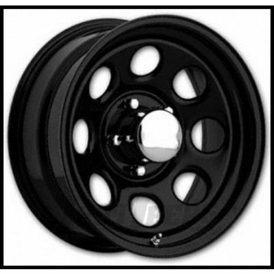 Keystone - Daytona 42 Series - 15x8 - 5-114.3 / Black