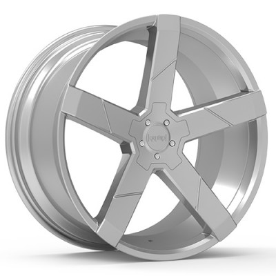 Roue KRONIK GHOST, chrome (20X10, 5x114.3, 73.1, déport 40)