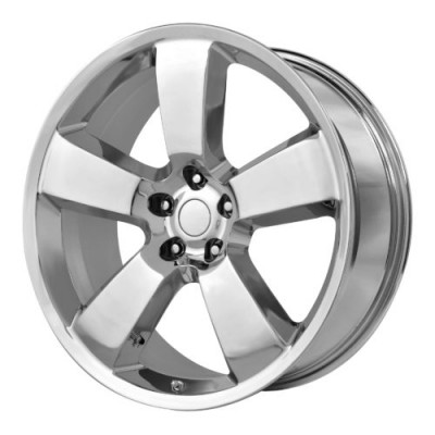 Roue OE Creations PR119, chrome (20X9, 5x115, 71.50, déport 20)