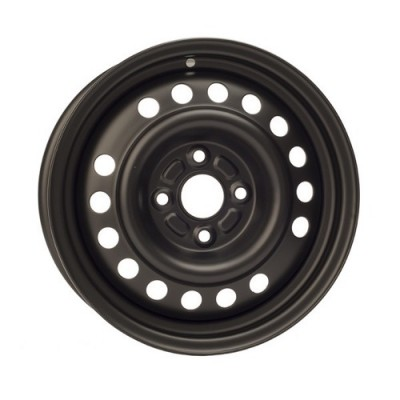 roue PMC Steel Wheel, noir (14X6, 4x100, 54.1, déport 39)
