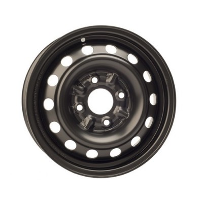 roue PMC Steel Wheel, noir (14X6, 4x114.3, 67.1, déport 45)