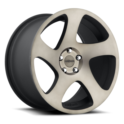 Roue Rotiform TMB R131, noir machine (18X8.5, 5x120, 72.6, déport 45)