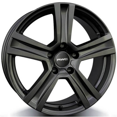 roue Rwc TO05, gris anthracite (15X6, 4x100, 54.1, déport 40)