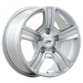 Dai Alloys Force , 17X8.0 , 6x139.7 , (deport/offset 31 ) ,78.1