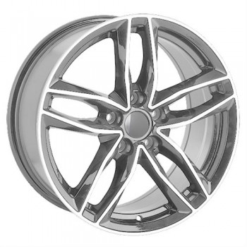 ART Replica 36 , Audi , 18X8.0 , 5x112 , (deport/offset 42 ) ,66.5