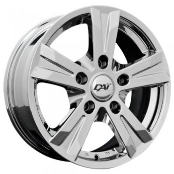 DAI Alloys Concept 5 16x6.5 , 5x127 , (deport/offset 35) , 71.5