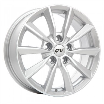 DAI Alloys Delta 16x6.5 , 5x114.3 , (deport/offset 45) , 67.1