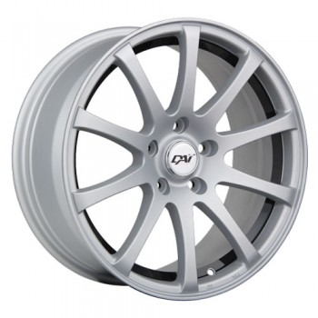 DAI Alloys Track 17x7.5 , 5x114.3 , (deport/offset 40) , 73.1
