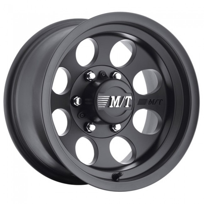 Mickey Thompson Classic III Black, Satin Black wheel