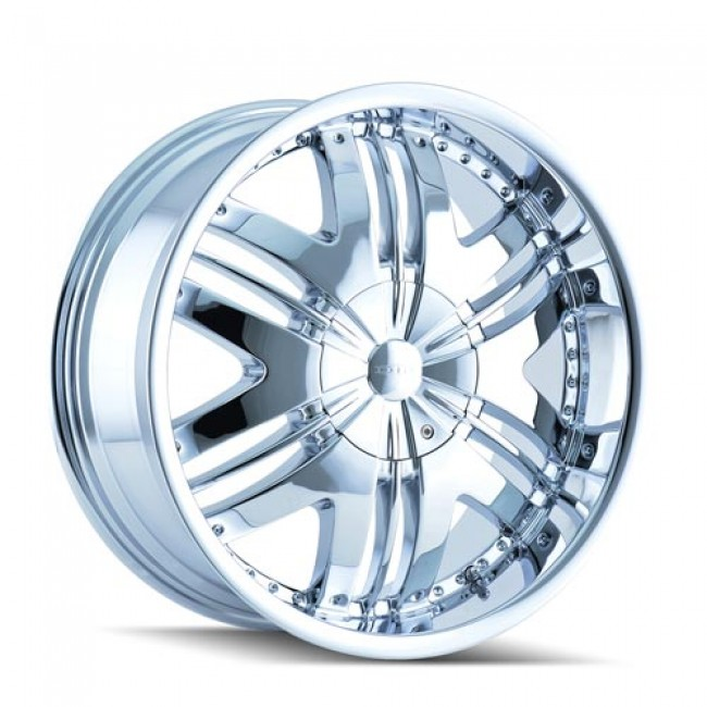 Dip PHOENIX, Chrome wheel