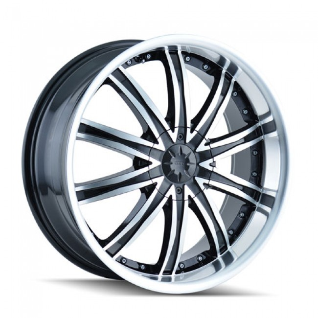 Dip ICE, Machine Black wheel