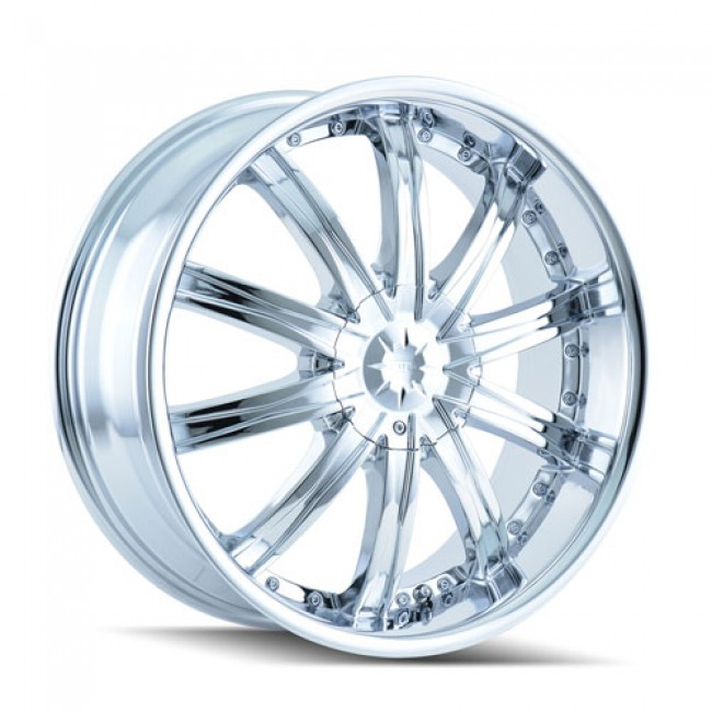 Dip ICE, Chrome wheel