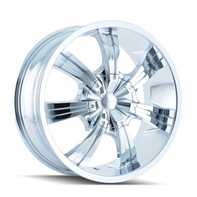 Dip GUNNER, Chrome wheel