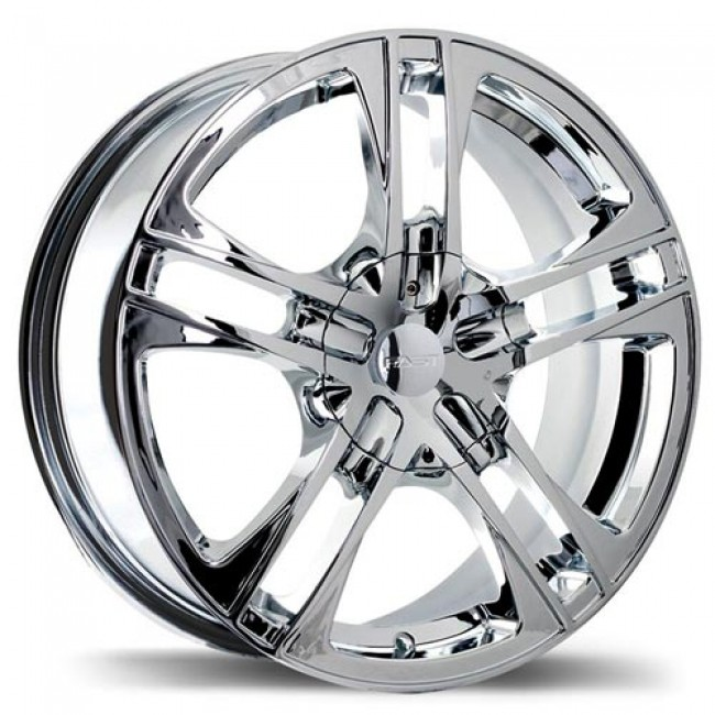 Fastwheels Reverb, Chrome wheel